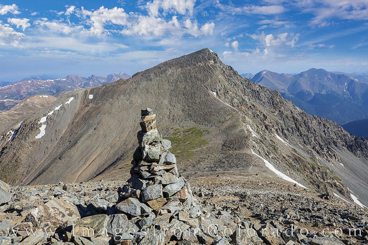 Torreys Peak - one of Colorado's 14ers