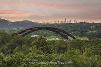 The Iconic 360 Bridge outside Austin, Texas
