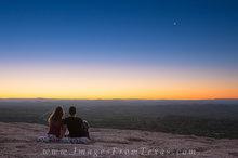 Enchanted Rock Images - Sunrise for Love