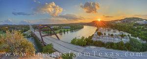 360 Bridge June Sunset Panorama 604-1