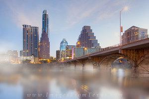 Austin Skyline from Congress Bridge 2