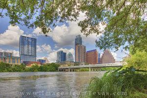 Austin Texas in the Shade