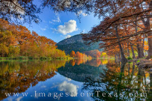 Fall Colors in Texas Images and Prints