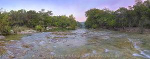 Barton Creek Panorama 2