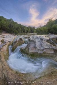 Barton Creek Sculpture Falls 1