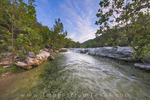 Barton Creek Sculpture Falls 3