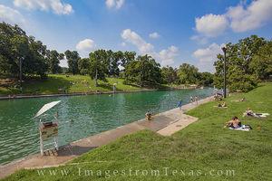 Barton Springs Pool Summer 1