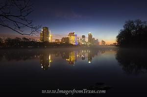 Before Sunrise, Austin Texas, January 1