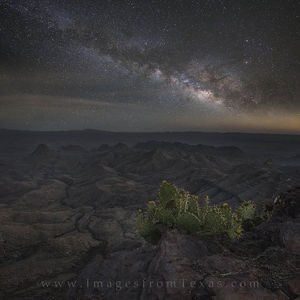Big Bend Milky Way over the South Rim 1