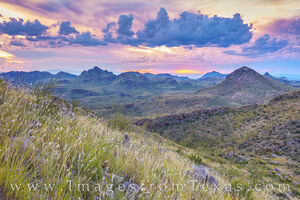 Big Bend Ranch State Park at Sunset 11