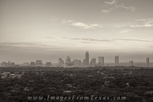Austin Skyline from Mount Bonnell