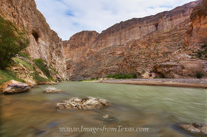 Boquillas Canyon - Big Bend National Park 1