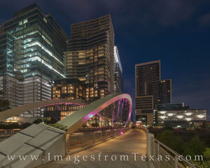 Butterfly Bridge - Austin, Texas 824-5