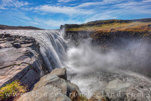Dettifoss in the Afternoon 1