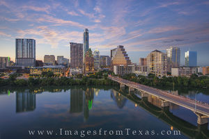 Austin Skyline Images and Prints