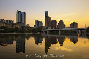 Early Morning, Austin Texas 1