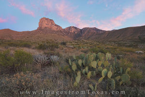 El Capitan, Guadalupe Mountains 1