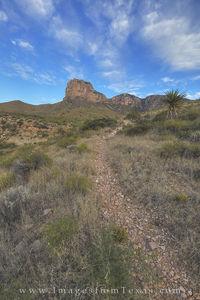 El Capitan, Guadalupe Mountains 9