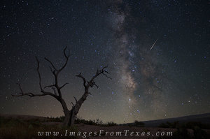Enchanted Rock Summer Night Milky Way