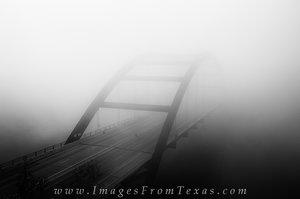 Fog 360 Bridge - Black and White 4