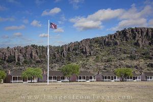 Fort Davis Barracks 3
