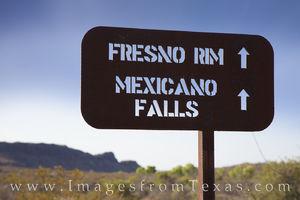 Fresno Rim Trailhead 1