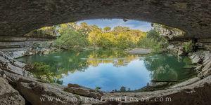 Hamilton Pool October Panorama 1
