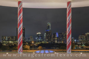 Holiday Season in Downtown Austin 1122-1