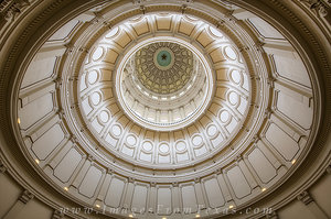 Interior Dome - Texas Capitol 1