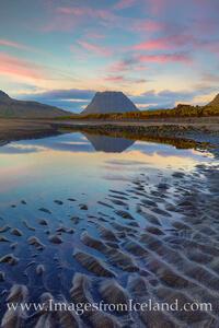 Kirkjufell Mountain from the Black Sands 2