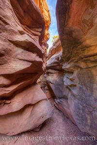 Llano Slot Canyons - the Upper Slot 8