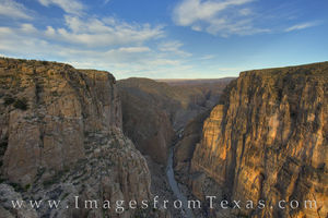 Mariscal Canyon Afternoon, Big Bend National Park 1