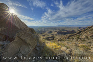 Mariscal Canyon Trail, Big Bend National Park 1