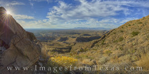 Mariscal Canyon Trail Looking Back 1