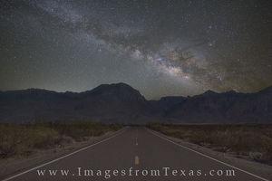 Milky Way over Big Bend 5