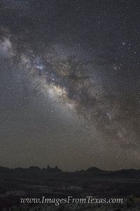 Milky Way over Big Bend National Park 2
