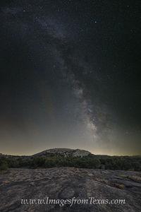 Milky Way over Enchanted Rock 915