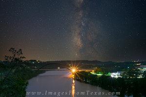 Milky Way over the 360 Bridge 2