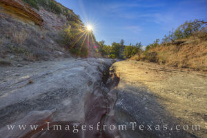 Morning at Upper Central Utah Slot Canyon 2 - Palo Duro