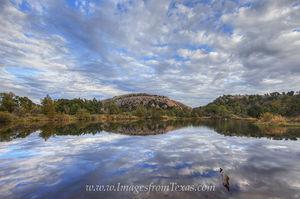 November Skies over Enchanted Rock 1