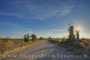 Old Maverick Road, Big Bend National Park 1