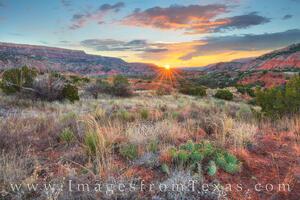 Palo Duro Canyon Sunrise 3