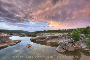 Pedernales Falls June Morning 2