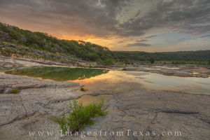 Pedernales Falls June Morning 5