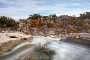 Pedernales Falls - Autumn on the River 3