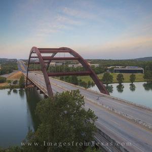 Pennybacker Bridge July Morning 4