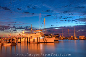 Rockport Tx Images - Boats in Harbor 5