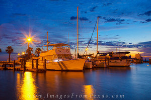 Rockport Tx Images - Boats in Harbor 6
