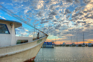 Rockport Tx Images - Boats in Harbor 7