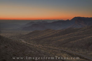 Ross Maxwell Scenic Highway, Big Bend 1
